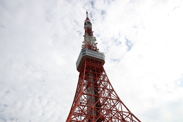 東京タワー_b0328557_20334590.jpg