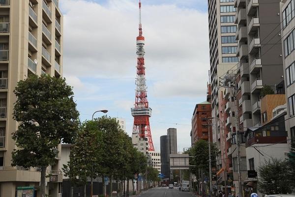東京タワー_b0328557_20372587.jpg