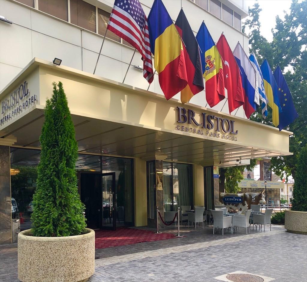 キシナウのホテルBRISTOL@モルドヴァ_a0092659_16381524.jpg