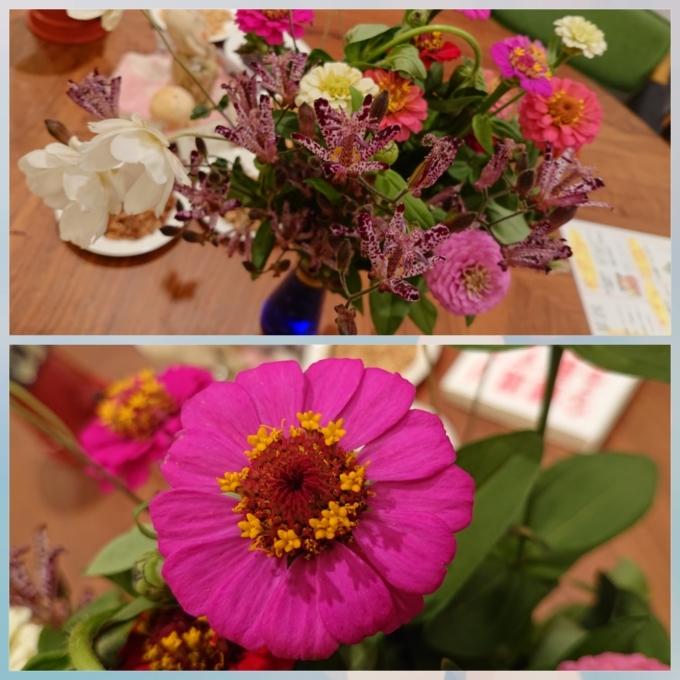 お花&秋祭り_b0328361_21543220.jpg