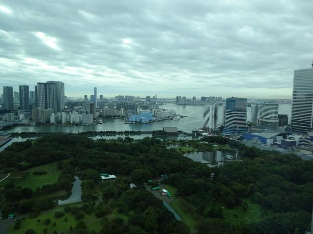 秋の「コンラッド東京」 (1)_b0405262_23344314.jpg