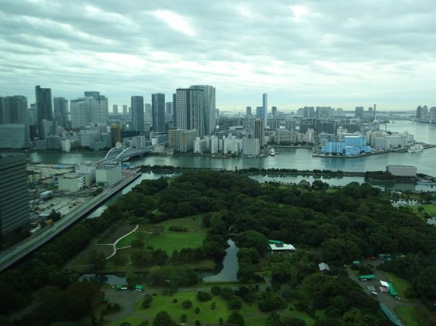 秋の「コンラッド東京」 (1)_b0405262_23345956.jpg