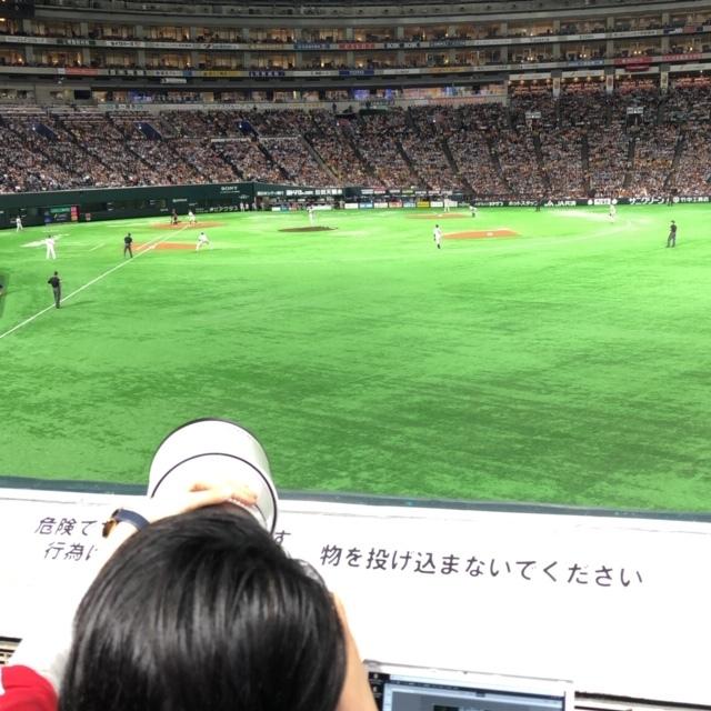日本シリーズ観戦_a0177966_14104470.jpg