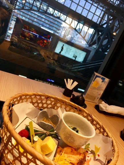 ホテルグランヴィア京都 日本料理 浮橋_d0339676_16313665.jpg
