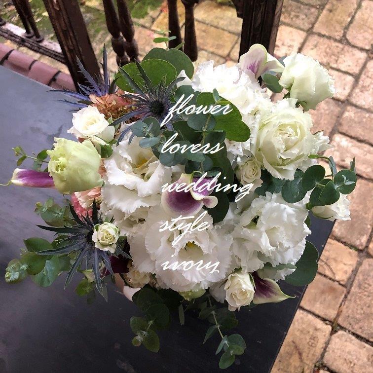 週末の婚礼から〜♬_b0094378_11122966.jpeg