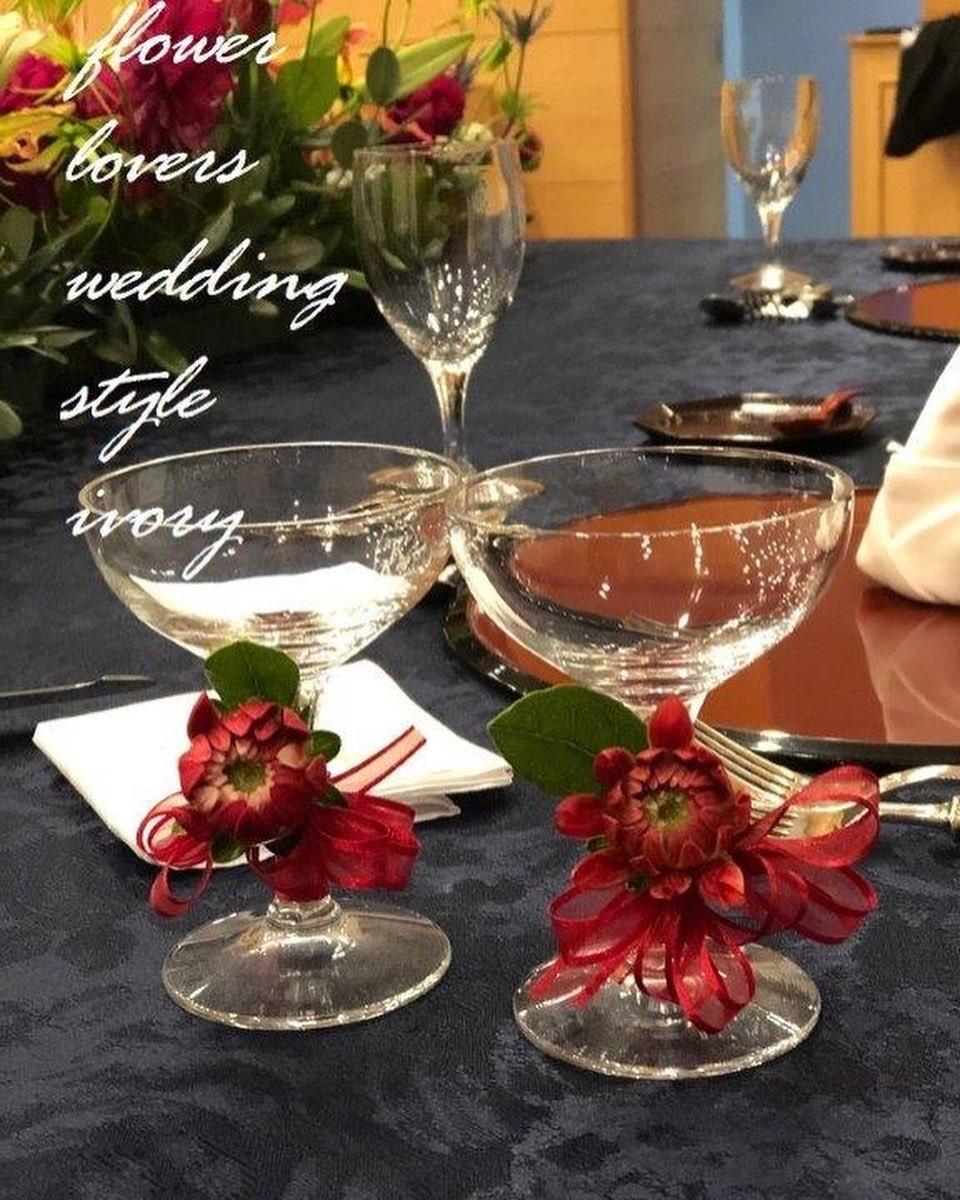 週末の婚礼から〜♬_b0094378_21135798.jpeg