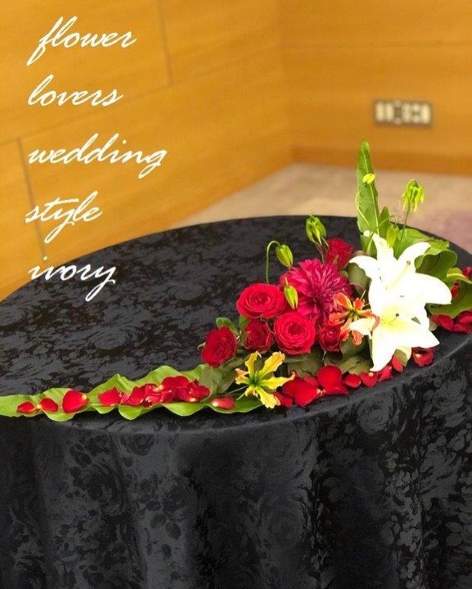 週末の婚礼から〜♬_b0094378_21173113.jpeg