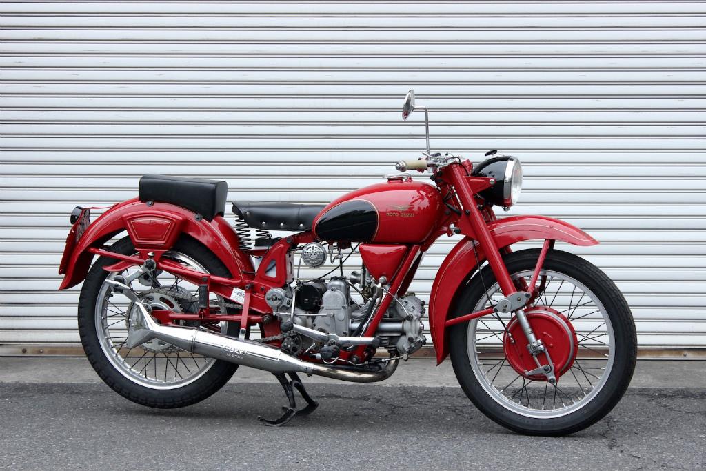 Moto Guzzi Airone Sport 入荷。_a0208987_11533231.jpg