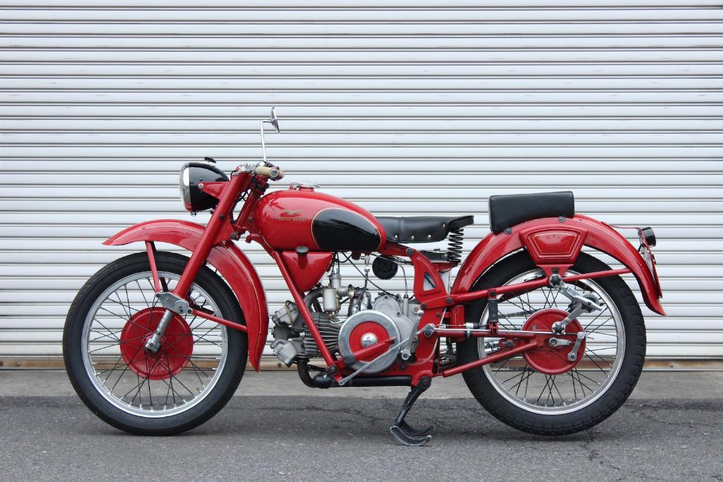 Moto Guzzi Airone Sport 入荷。_a0208987_11533616.jpg