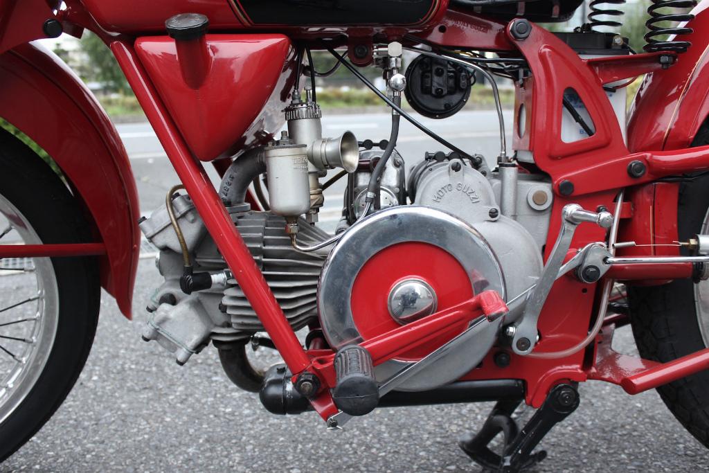 Moto Guzzi Airone Sport 入荷。_a0208987_11534976.jpg