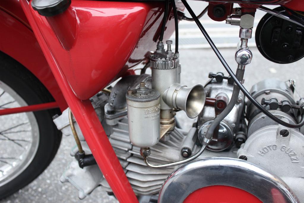 Moto Guzzi Airone Sport 入荷。_a0208987_11535430.jpg