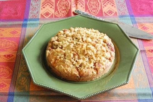 キャラメルりんごケーキ レシピ~_c0122889_20302415.jpg
