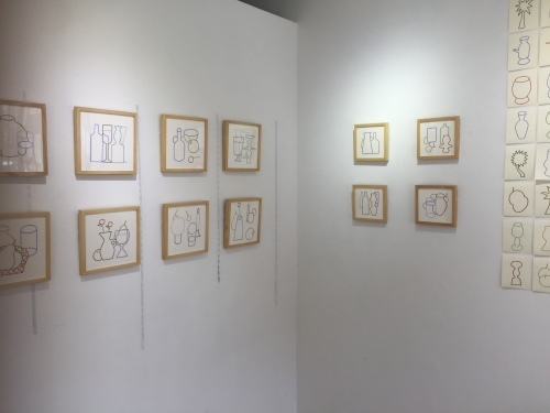 risa kazama solo exhibition1_f0143397_12555071.jpg