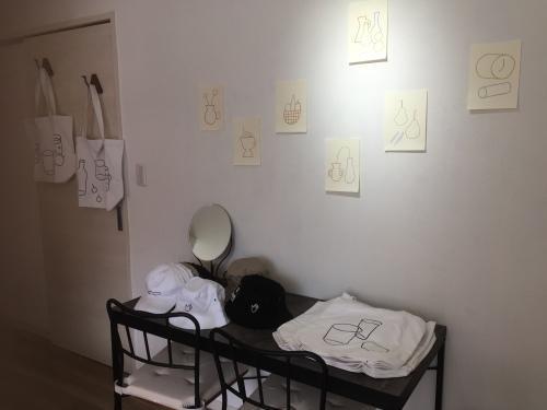 risa kazama solo exhibition1_f0143397_12555572.jpg