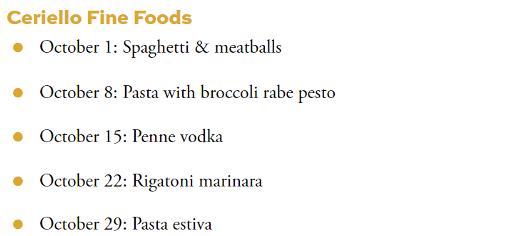 『ぐるぐる巻いて美味しくする』老舗イタリア系食材屋さん、Ceriello Fine Foods_b0007805_02282492.jpg