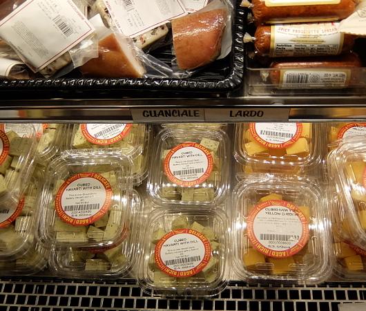 NY No1老舗チーズ屋、マレーズ・チーズの『2ドル食』はやっぱりチーズ_b0007805_02451042.jpg