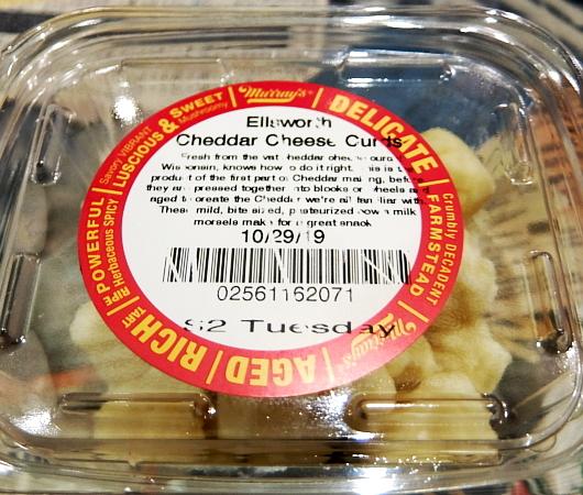 NY No1老舗チーズ屋、マレーズ・チーズの『2ドル食』はやっぱりチーズ_b0007805_02523821.jpg