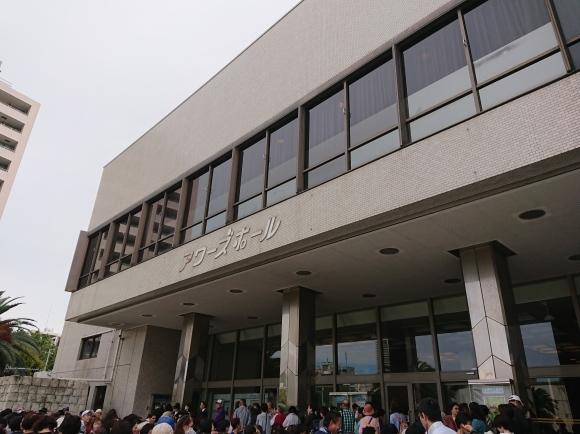 10/20 NHK のど自慢 公開生中継観覧 @兵庫県明石市立市民会館アワーズホール_b0042308_10021497.jpg
