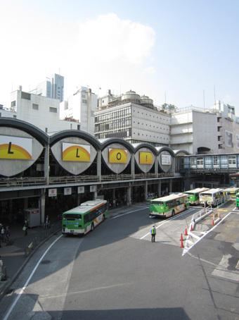 渋谷駅_c0195909_15525640.jpg