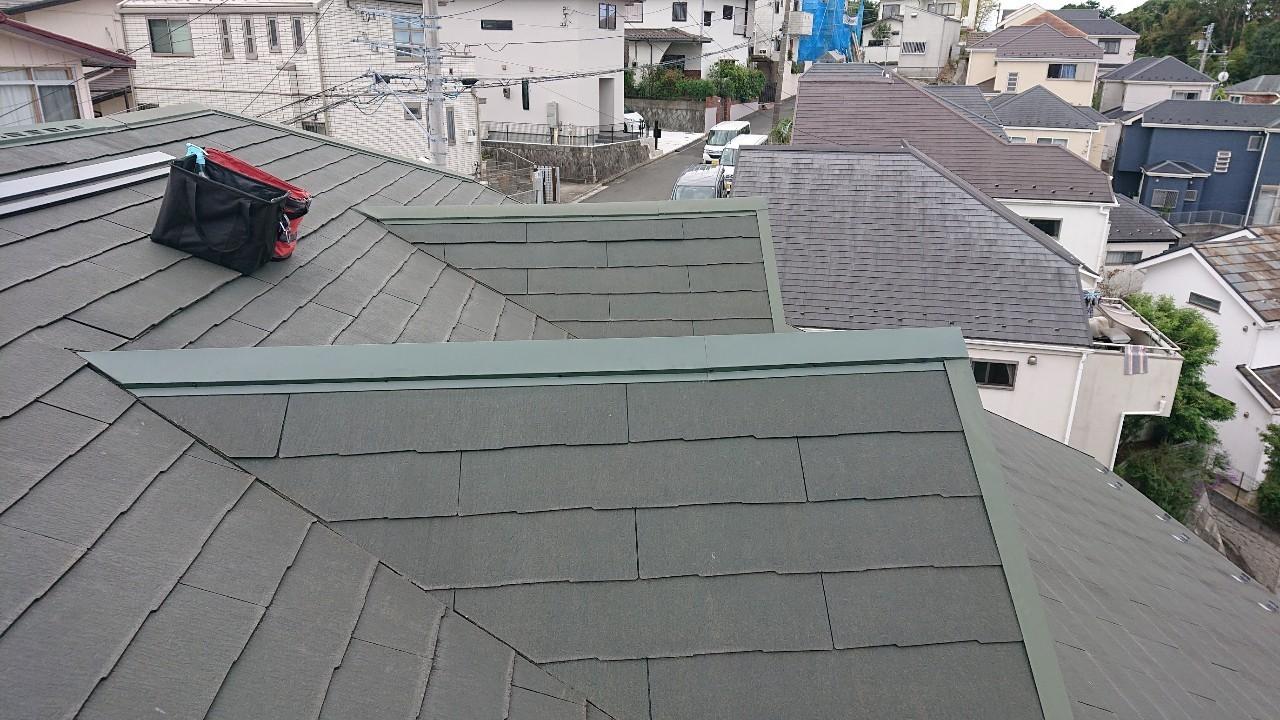 屋根の棟板金_d0358411_19091959.jpg