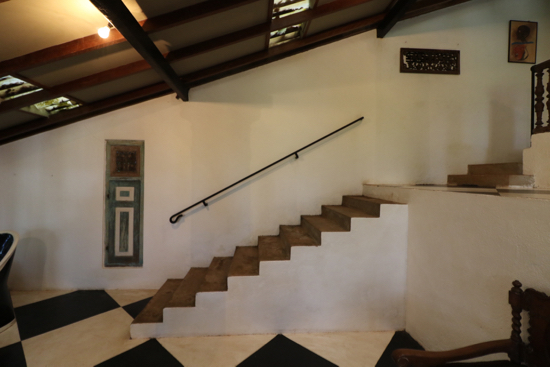 ■ Geoffrey Bawa (ジェフリー・バワ)の美学にふれるスリランカの旅 4日目 ルヌガンガ_f0165030_15404749.jpg