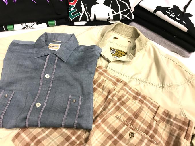 「 DERBY OF  SAN FRANCISCO & お勧めシャツとスラックス!! 」_c0078333_18522924.jpg