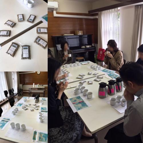 8つの産地を飲み比べてコーヒーを楽しむ会_f0203335_01585690.jpg