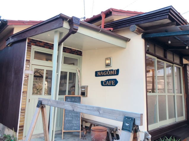 志賀島散歩 志賀海神社 中西食堂 なごみカフェ_f0140145_19345427.jpg