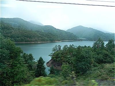 北陸福井の旅 九頭竜湖_c0087349_04255845.jpg