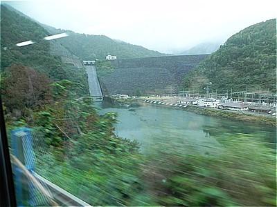 北陸福井の旅 九頭竜湖_c0087349_04260279.jpg