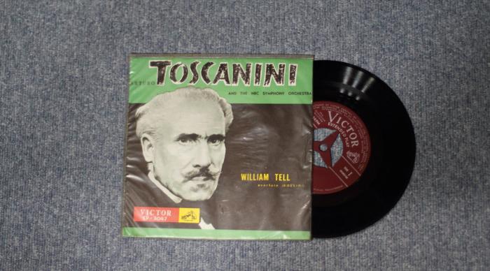 懐かしいレコード「ウイリアムテル序曲」_c0217255_11153701.jpg