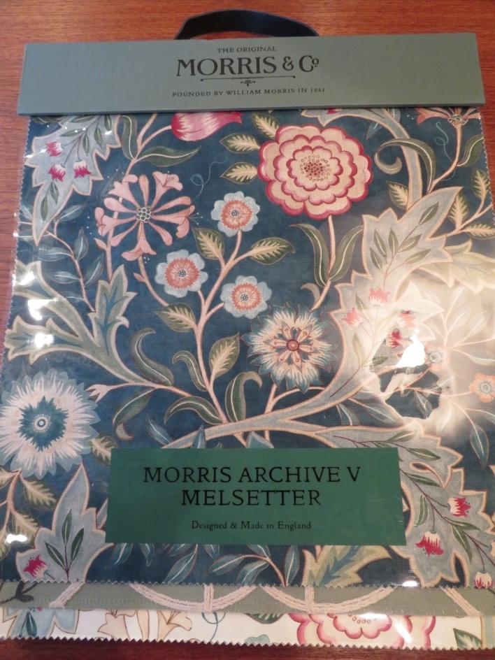 モリス『MELSETTER・メルセッター』 ウィリアムモリス正規販売店のブライト_c0157866_15151452.jpg