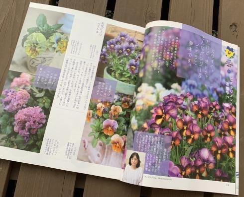 趣味の園芸テキスト11月号早速買いました😊_b0137969_06572405.jpeg