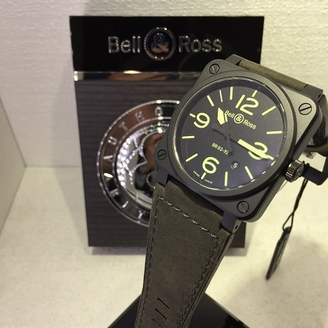 Bell&Ross 「BR03-92 NIGHTLUM」_b0327972_16534199.jpg