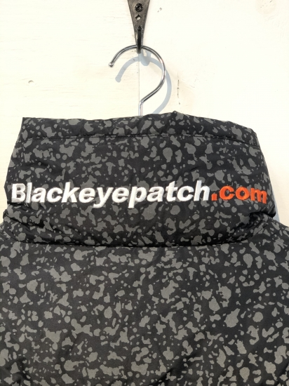 BLACK EYE PATCH × FIRST DOWN_f0020773_20315799.jpg