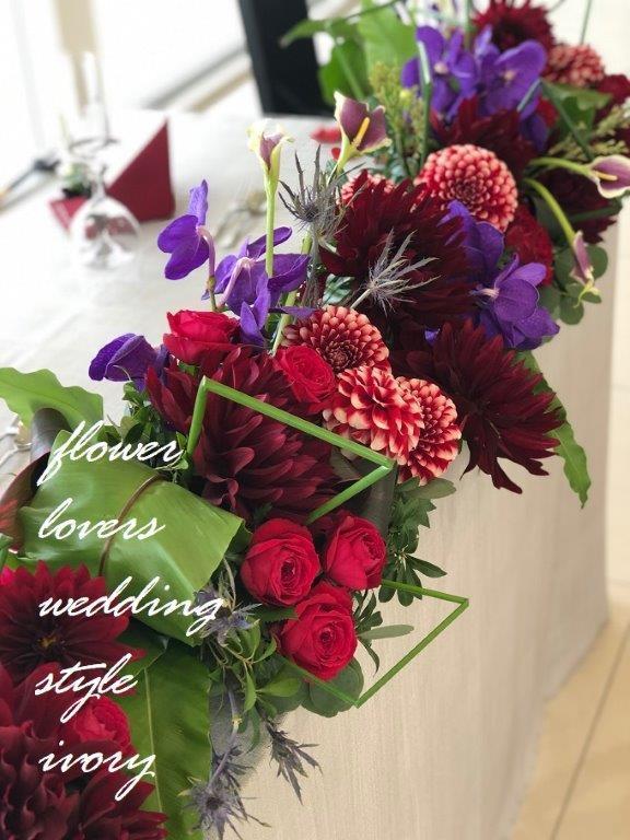週末の婚礼から〜♬_b0094378_20070426.jpeg