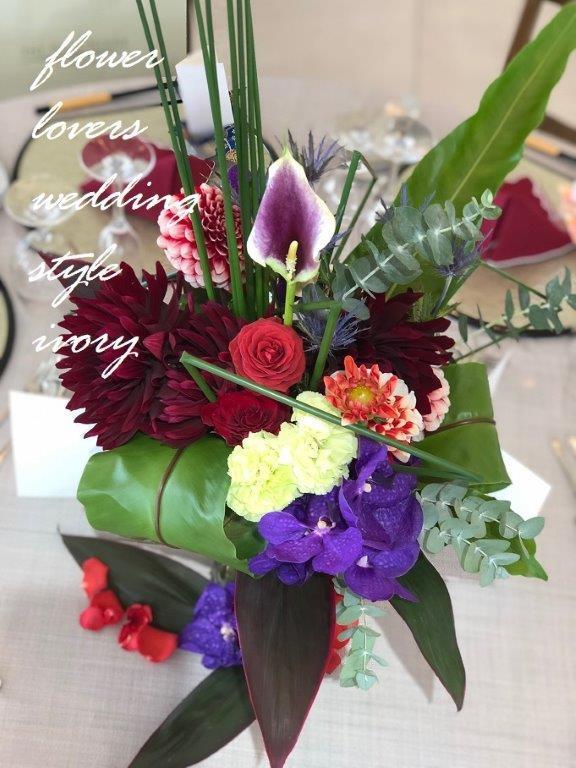 週末の婚礼から〜♬_b0094378_20071948.jpeg