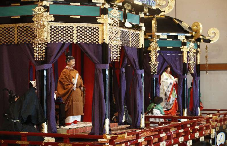 「即位礼正殿の儀」_a0199979_18591735.jpg