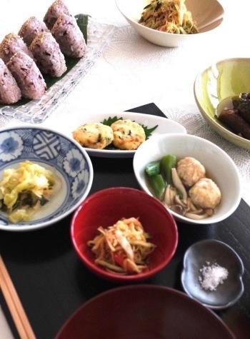 秋の和食レッスン 乾物を使って お料理編_c0237291_15250737.jpeg