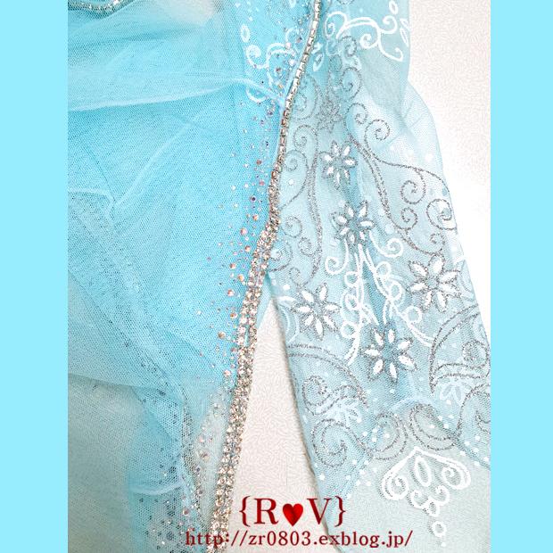 Frozen アナと雪の女王  フローズン- エルサ_b0273504_23521200.jpg