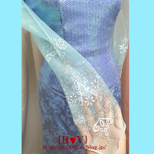 Frozen アナと雪の女王  フローズン- エルサ_b0273504_23521235.jpg