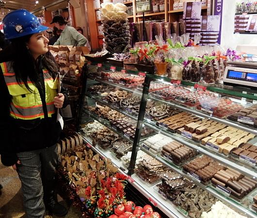 NYの老舗チョコレート屋、ライラック(Lilac)のGrand Central Market店_b0007805_06163467.jpg