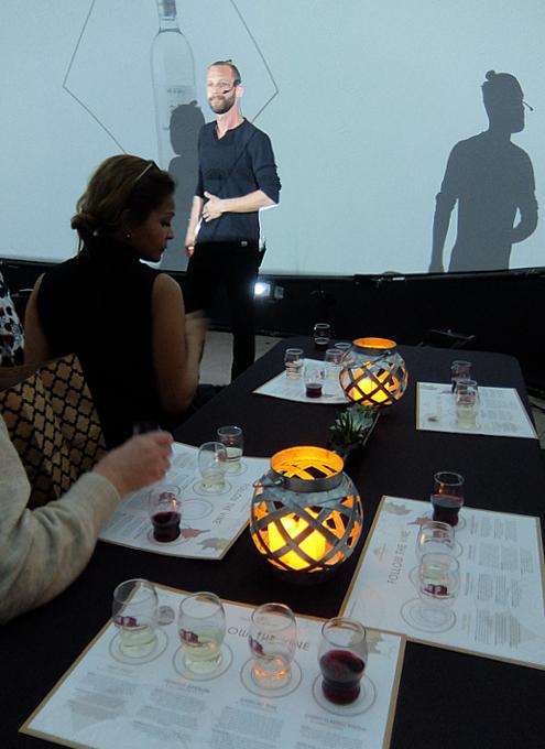 サンタ・マルゲリータ・ワインの歴史360度映像とワイン・テイスティング_b0007805_06470307.jpg