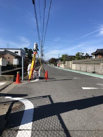 「平島中の家」現況測量_b0179213_19483318.jpg