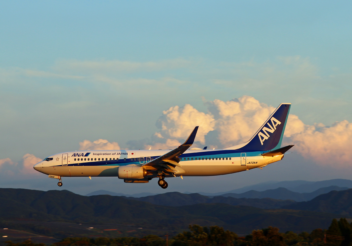 Boeing737-800。_b0044115_23313436.jpg