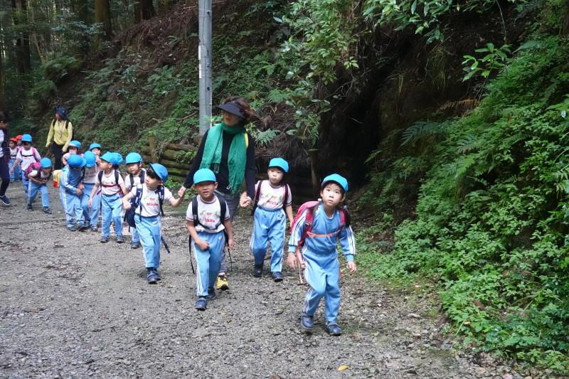 年中組 槇尾山登山_a0212624_14311246.jpg