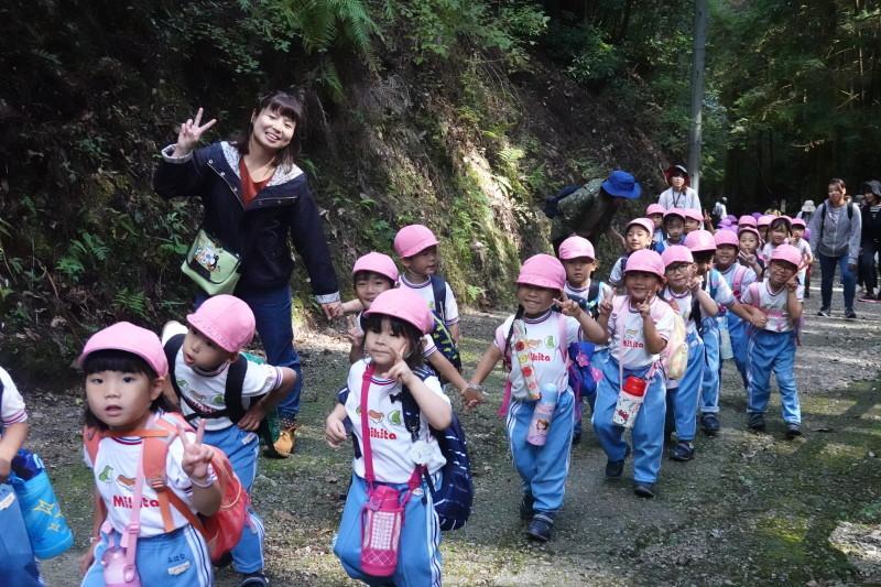 年中組 槇尾山登山_a0212624_14314621.jpg