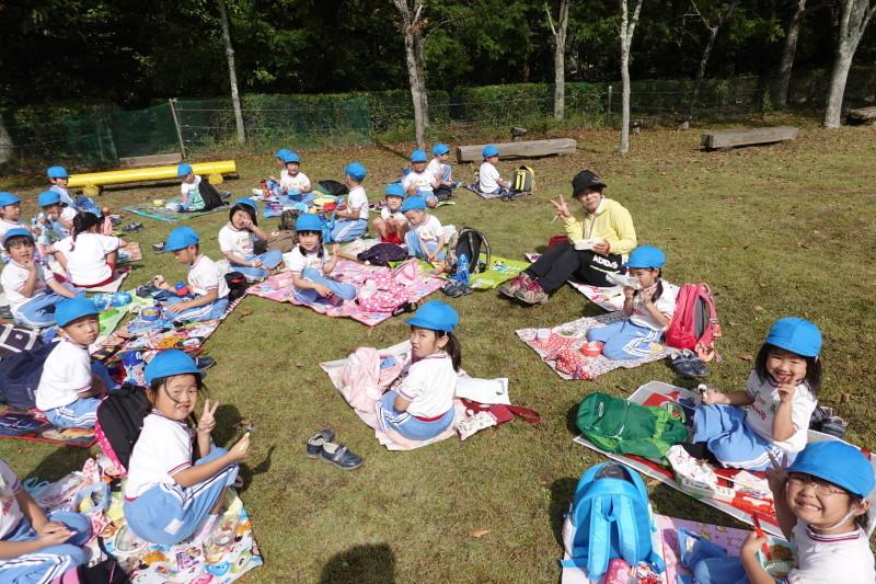 年中組 槇尾山登山_a0212624_14340418.jpg