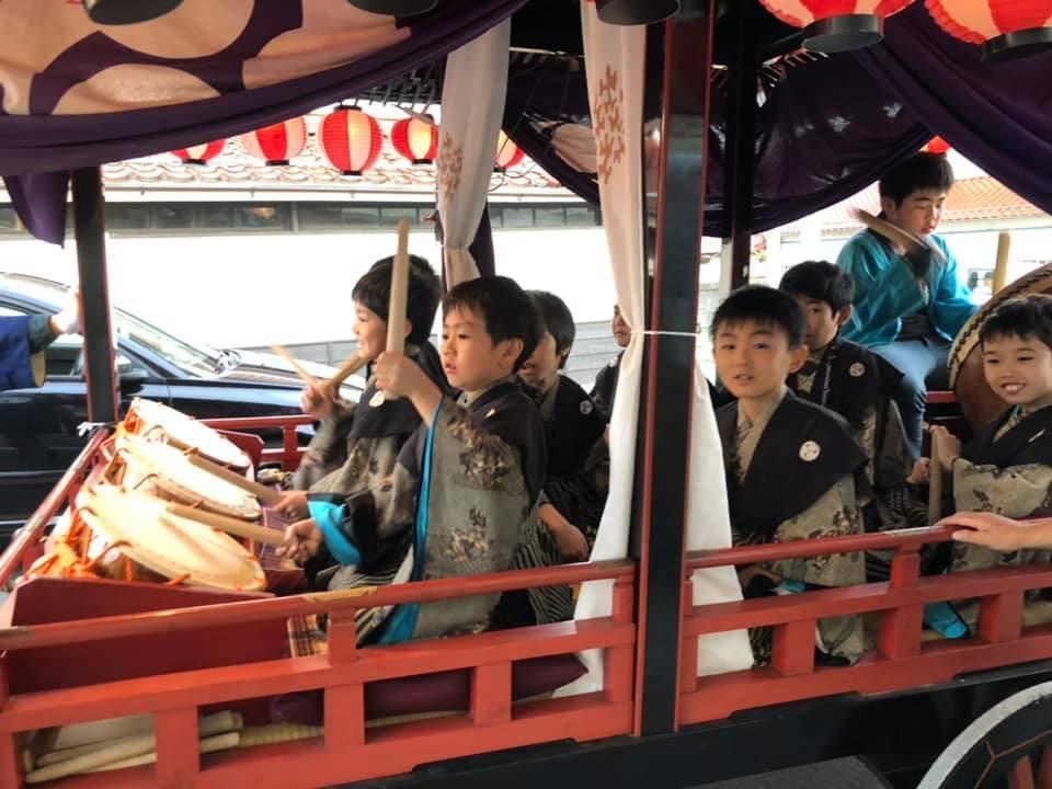 『日和田八幡神社 秋季祭礼』_f0259324_20104661.jpg