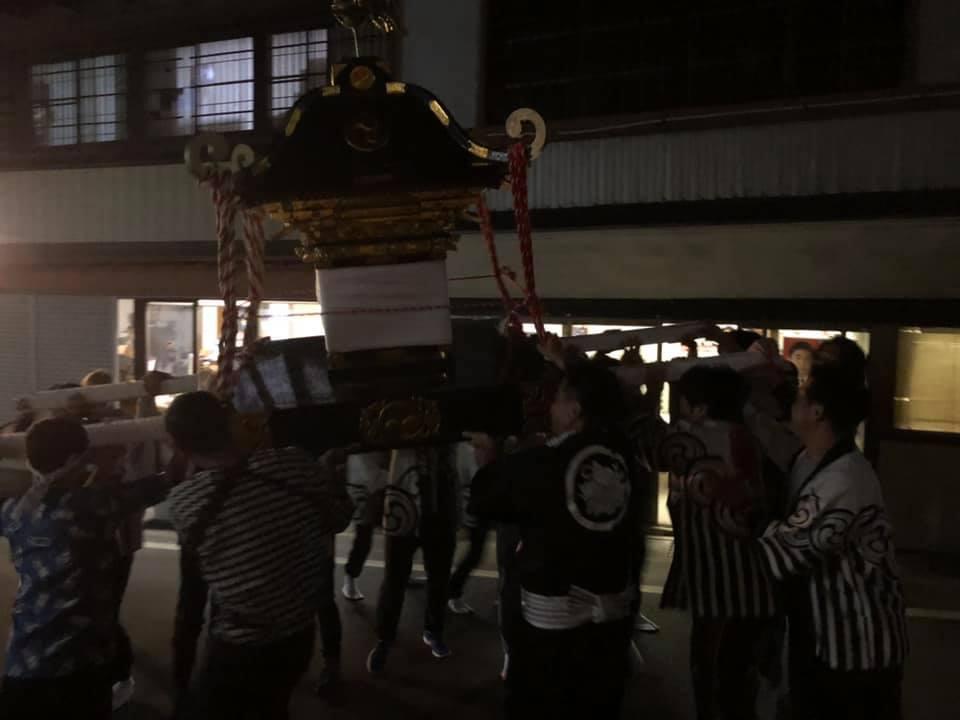 『日和田八幡神社 秋季祭礼』_f0259324_20104773.jpg